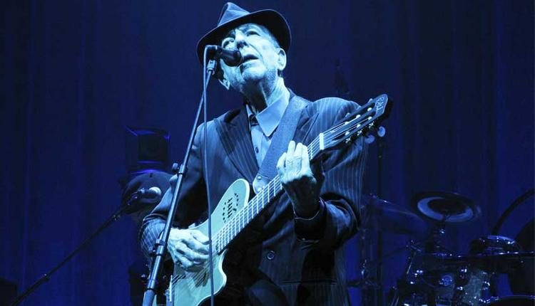 Ünlü müzisyen Leonard Cohen hayatını kaybetti!
