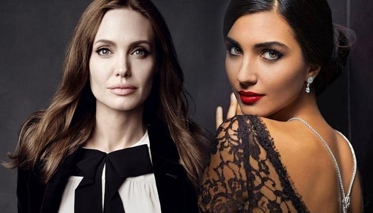 Tuba Büyüküstün ve Angelina Jolie neden bir araya geldi?