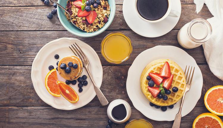 Alkali diyetlerde kahvaltı nasıl olmalı vücudun pH dengesini sağlıyor!