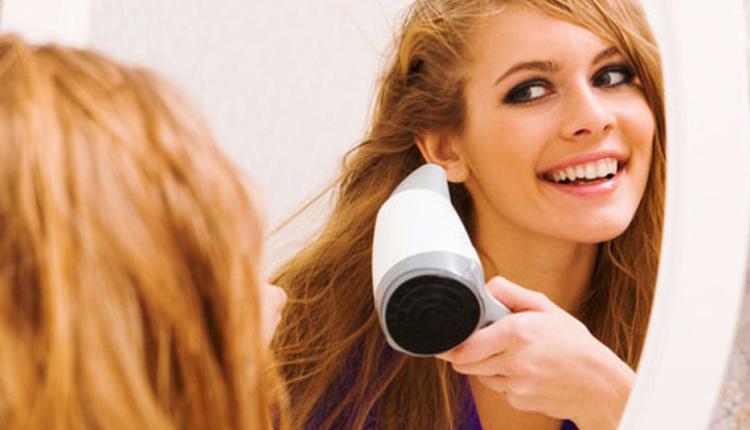 Saç nasıl kurutulur? Saçı kabartmadan kurutmak mümkün mü?