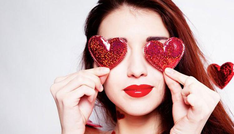 Sevgililer Günü makyajı nasıl olmalıdır? Sevgililer Günü için makyaj önerileri...