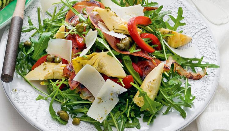 Buğdaylı enginar kalbi salatası nasıl yapılır gerekli malzemeler nelerdir?