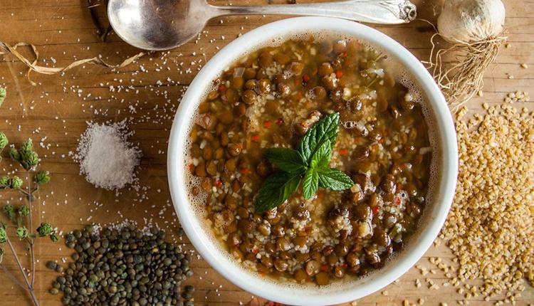 Yeşil mercimek çorbası nasıl yapılır malzemeleri nelerdir?