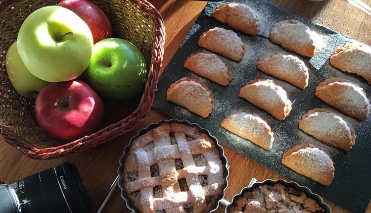 Elmalı kurabiye nasıl yapılır gerekli malzemeler nelerdir?