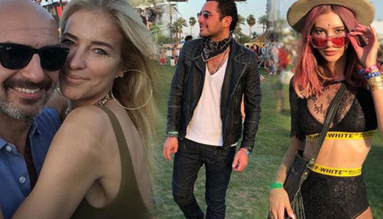 Coachella festivali başladı mı festivale kimler katıldı?