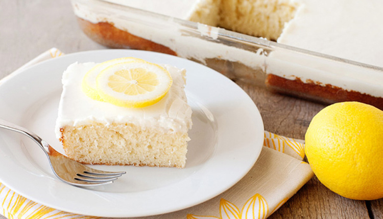 Limonlu pasta nasıl yapılır gerekli malzemeler ve püf noktaları nelerdir?