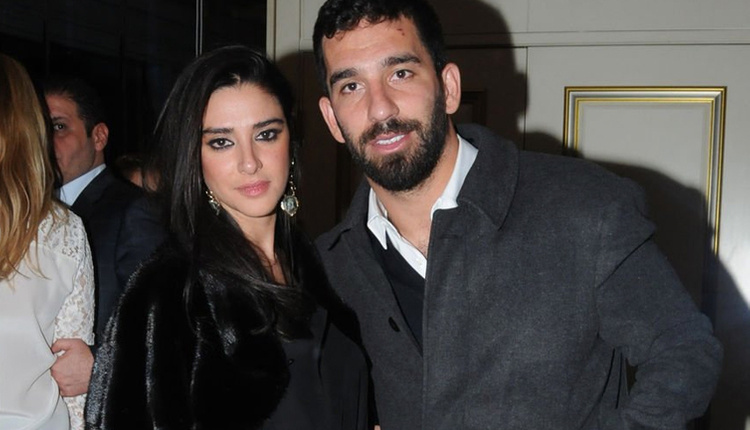 Arda Turan'dan eşi Aslıhan Doğan'a duygusal doğum günü mesajı!