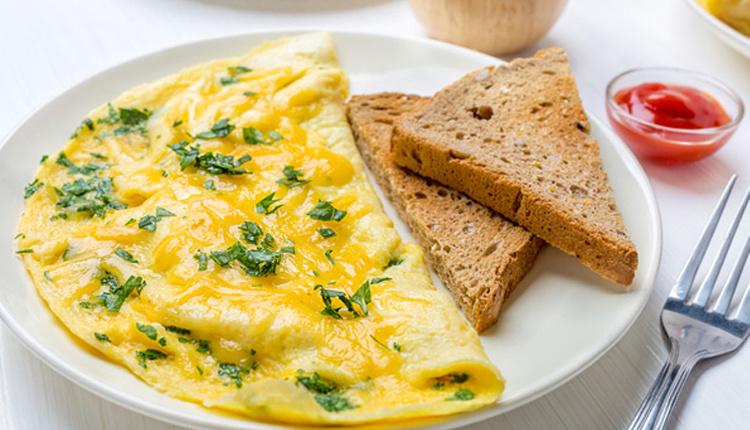 Diyet omlet nasıl yapılır gerekli malzemeler ve püf noktaları nelerdir?