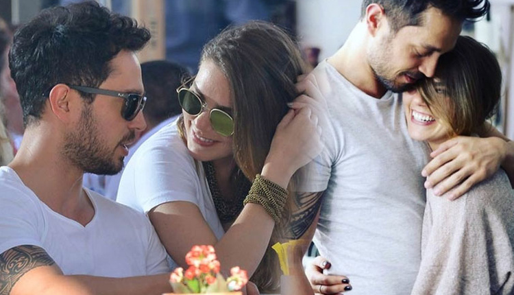 Murat Boz'un annesi Nedret Boz Aslı Enver ve oğlu Murat Boz'un barışması için kolları sıvadı!
