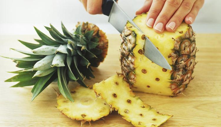 Ananas kabuğunun faydaları nelerdir kabuğu yenir mi?