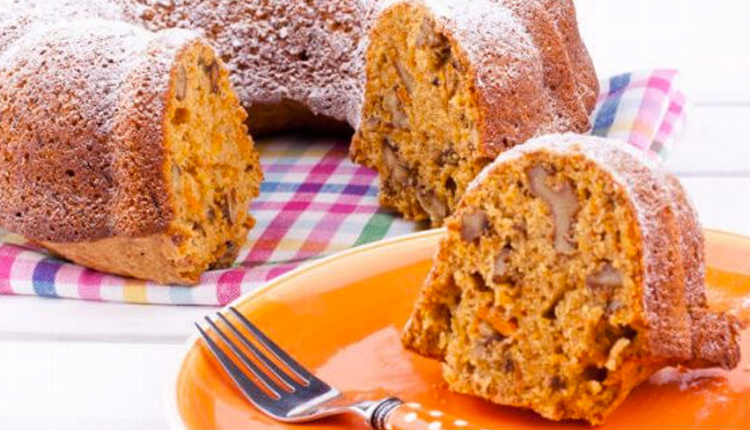 Havuçlu tarçınlı kek tarifi ve malzemeleri nelerdir?