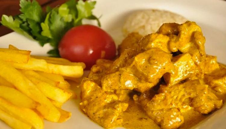 Köri soslu tavuk nasıl yapılır malzemeleri nelerdir?