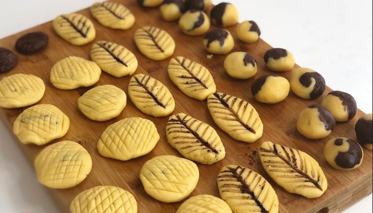 Yaprak kurabiye nasıl yapılır pratik kurabiye tarifi