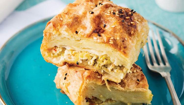 Sodalı börek nasıl yapılır malzemeleri neler bu lezzete hayır diyemeyeceksiniz!