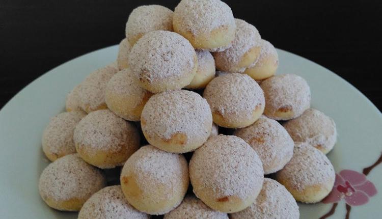 Tarçınlı misket kurabiye nasıl yapılır malzemeler nelerdir?