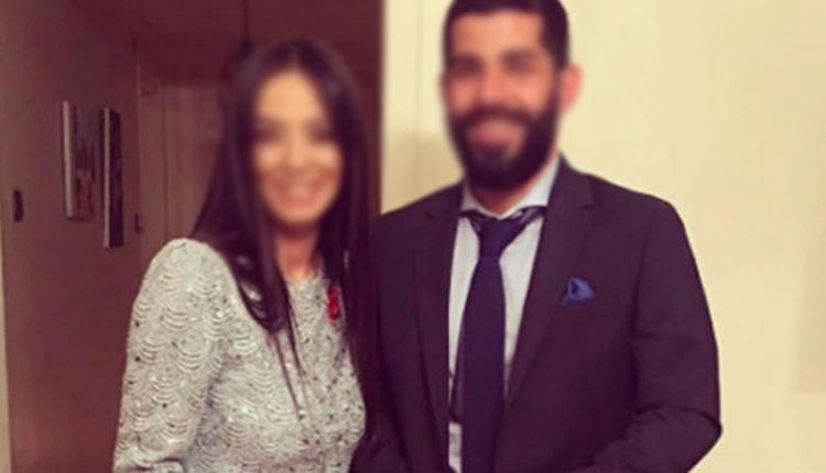 Merve Sevi'nin kocası Çalkan Algün kimdir ne iş yapar enerji içeceğini yüzüne...