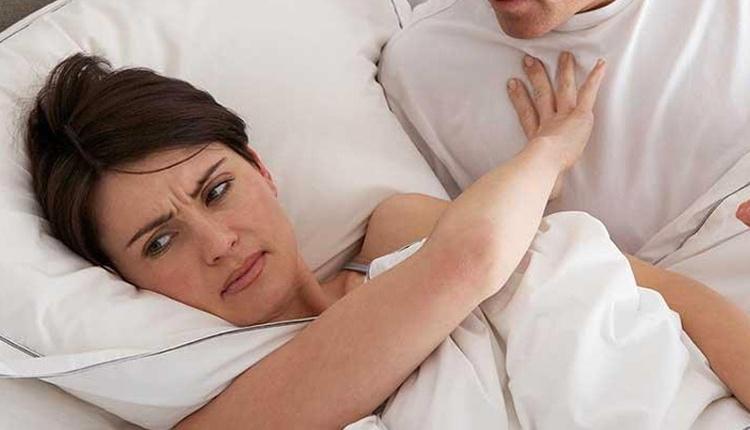 Cinsel isteksizliğin sebepleri nelerdir aşırı stres altındaysanız...