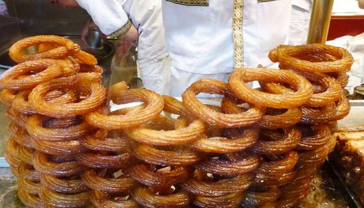 Halka tatlı nasıl yapılır malzemeleri nelerdir