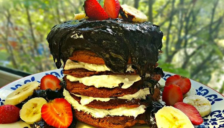 Pankek pasta nasıl yapılır malzemeleri nelerdir bu lezzete bayılacaksınız!