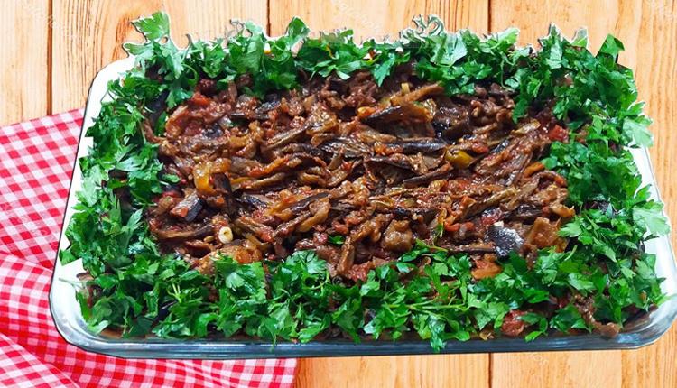 Patlıcan kavurması tarifi hem görsel hem lezzet şölenine hazır mısınız?