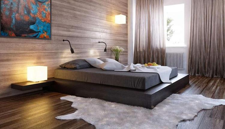 Yatak odası tasarımı nasıl olmalıdır duvar renklerinin seçimine dikkat!
