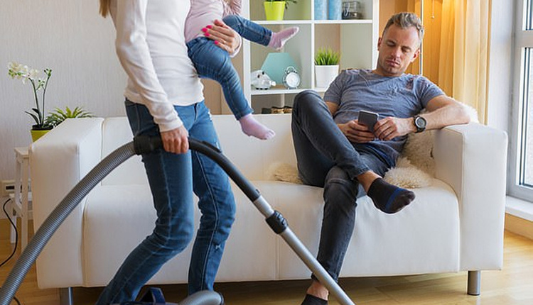 Tembel kocalar nasıl düzeltilir işte şahane bir örnek!