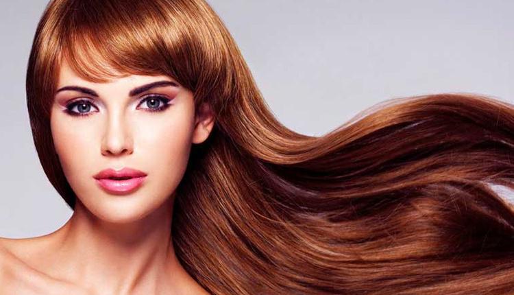 Saçı uzatmak için ne yapmalı saçınıza yoğurt sürerseniz...