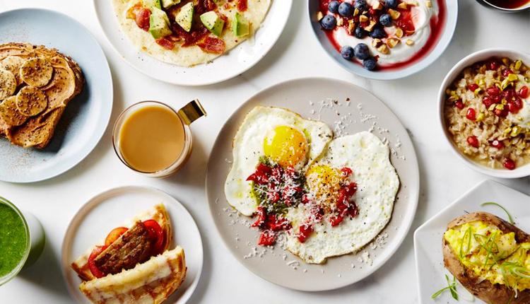 Cildi güzelleştiren kahvaltı pırıl pırıl bir cilde sahip olmak için...