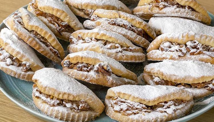 Elmalı kurabiye nasıl yapılır malzemeleri nelerdir vazgeçilmeziniz olacak!