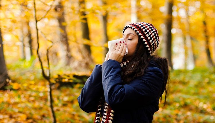 Sonbahar alerjisi nasıl geçer bu önerilere dikkat!