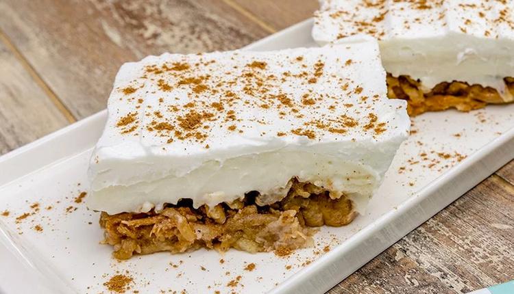 Etimek tatlısı nasıl yapılır malzemeleri nelerdir hem pratik hem lezzetli!
