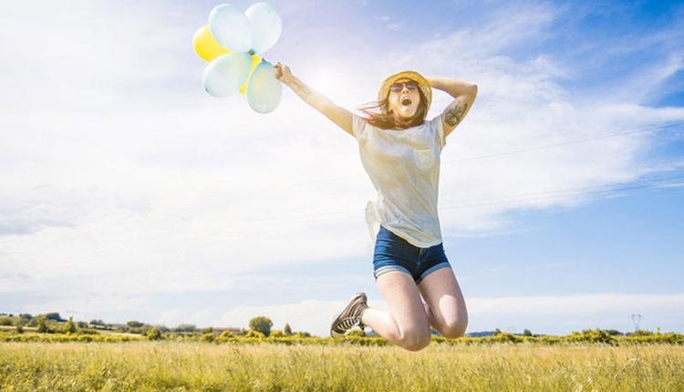Pozitif olmanın yolları nelerdir kendinizde değişiklik yapın!