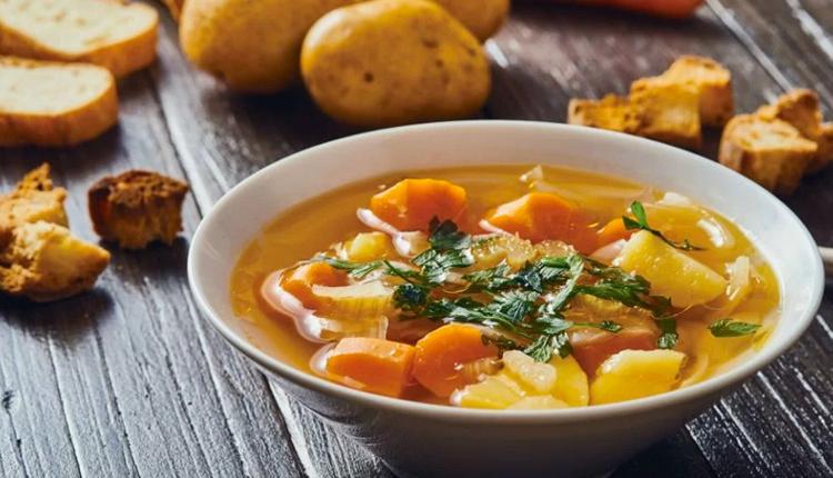 Kış sebzeli çorba nasıl yapılır malzemeleri nelerdir içinizi ısıtacak!