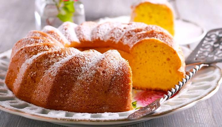 Yoğurtlu kek nasıl yapılır malzemeleri nelerdir 5 çayının vazgeçilmezi!