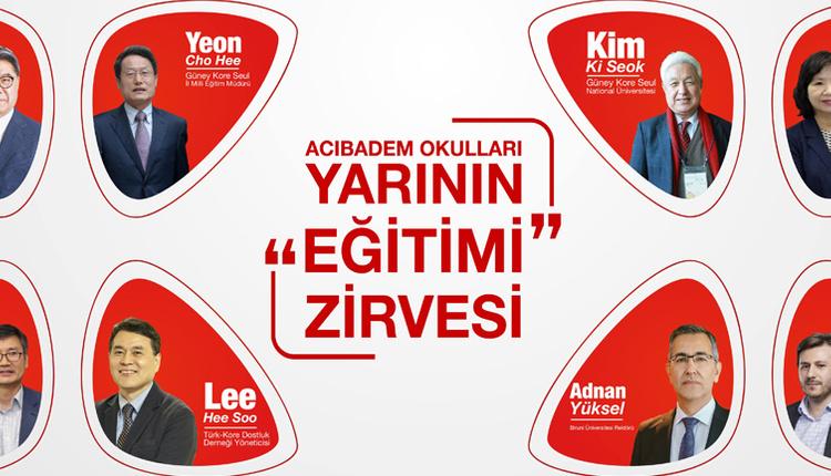 Yarının Eğitimi Zirvesi 17 Kasım 2018 Cumartesi günü YTÜ'de