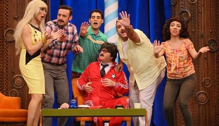 Güldür Güldür Show'da Evrim Akın kadroya dahil oldu!