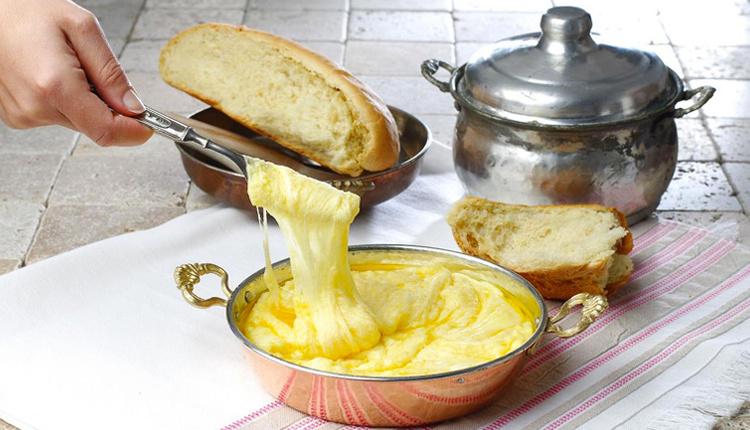 Muhlama tarifi karadenizin en sevilen lezzeti!