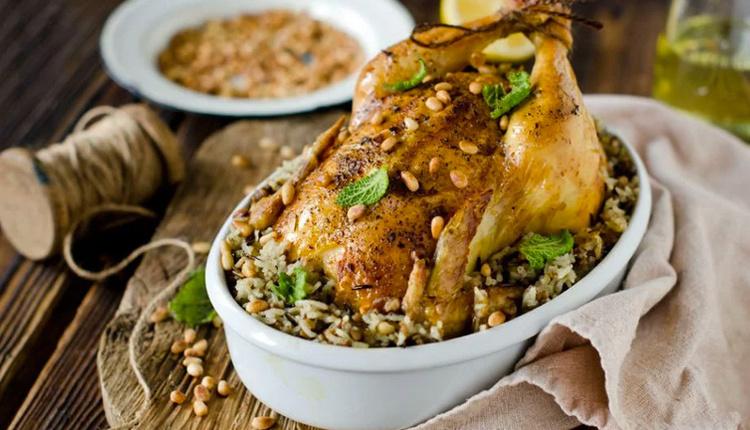 Tavuk dolması nasıl yapılır malzemeleri nelerdir içi pilav dolu enfes lezzet!