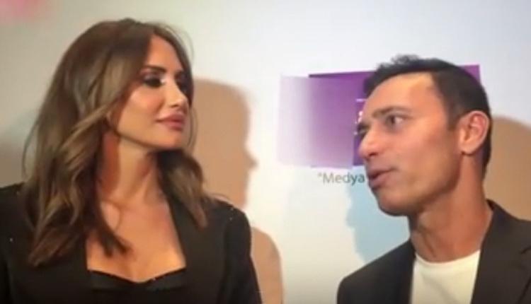 Mustafa Sandal ve Emina Jahovic aylar sonra ilk kez yan yana