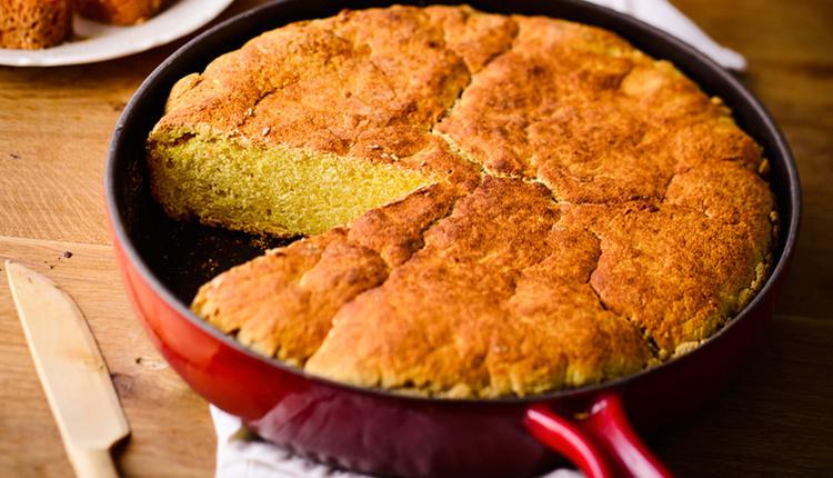 Kahvaltılık mısır ekmeği nasıl yapılır malzemeleri nelerdir mükemmel bir lezzet!