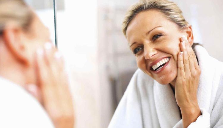 Kimyonun cilde faydaları yaşlılık izlerini yok ediyor!