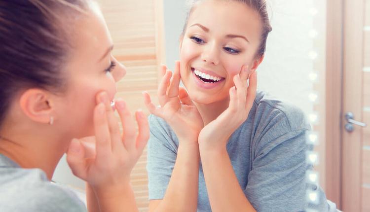 Sütün cilde faydaları nemlenmesine yardımcı oluyor!