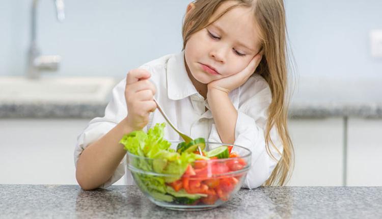 Çocuğun iştahı nasıl açılır yemek masasında tüm aile bireyleri olmalı!