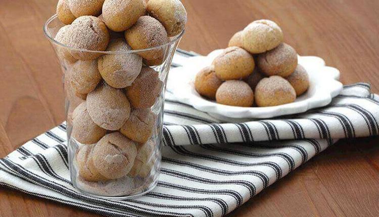 Tarçınlı kurabiye tarifi ağızda dağılan lezzet!