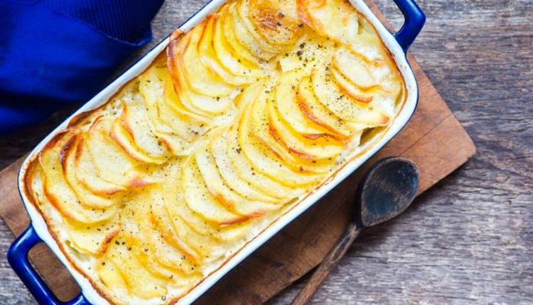Fırında sütlü patates tarifi farklılık arayanlar için enfes lezzet!