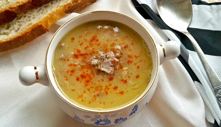 Evde paça çorbası nasıl yapılır seveni tam seviyor!