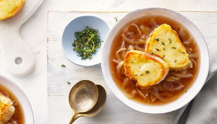 Soğan çorbası tarifi enfes bir tat!