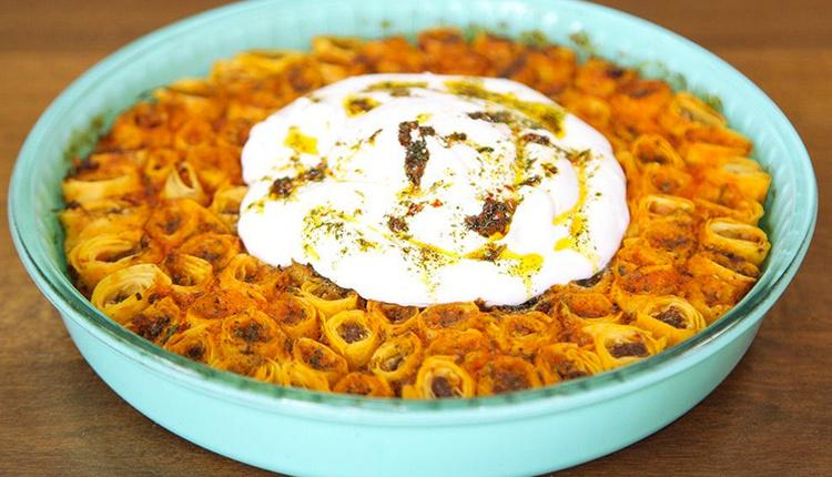 Yufka mantısı nasıl yapılır Türk mutfağının geleneksel lezzeti!