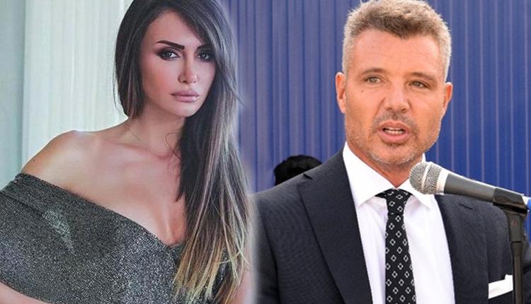 Emina Jahovic Saadettin Saran ayrıldı hamile olduğu iddia edilirken ilişkileri bitti