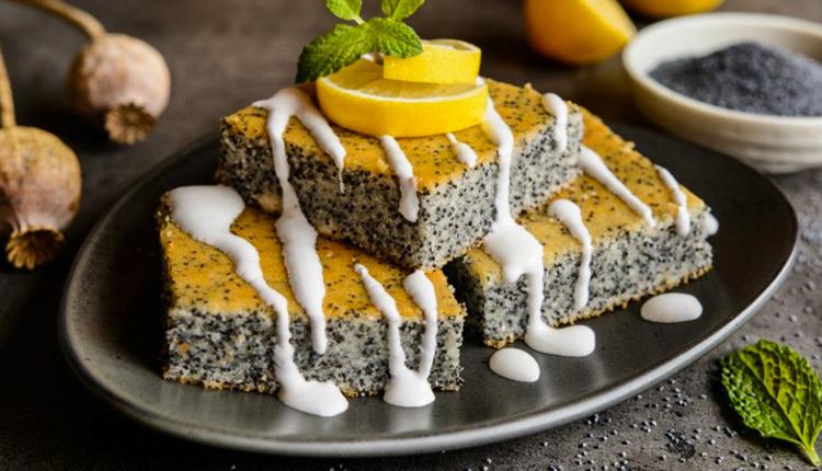 Limonlu haşhaşlı kek tarifi çıtır çıtır bir lezzet!